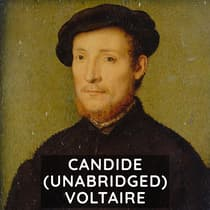 Candide  (Unabridged) by Voltaire audiobook