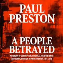A People Betrayed by Paul Preston audiobook