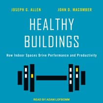 Healthy Buildings by Joseph G. Allen audiobook