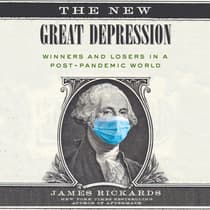 The New Great Depression by James Rickards audiobook