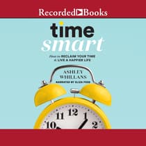 Time Smart by Ashley Whillans audiobook