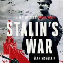Stalin's War by Sean McMeekin audiobook