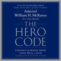 The Hero Code by William H. McRaven audiobook