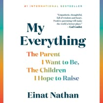 My Everything by Einat Nathan audiobook
