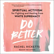 Do Better by Rachel Ricketts audiobook