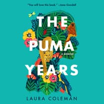 The Puma Years by Laura Coleman audiobook