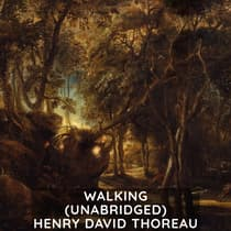 Walking (Unabridged) by Henry David Thoreau audiobook