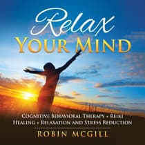 Relax Your Mind by Robin McGill audiobook