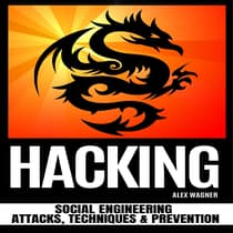 HACKING by Alex Wagner audiobook