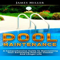 Pool Maintenance by James Miller audiobook