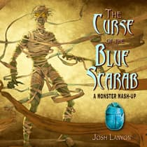 The Curse of the Blue Scarab by Josh Lanyon audiobook