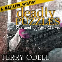 Deadly Puzzles by Terry Odell audiobook