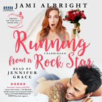 Running From A Rock Star by Jami Albright audiobook