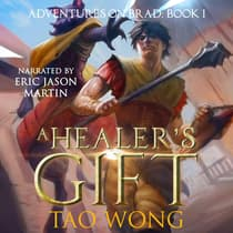 A Healer's Gift by Tao Wong audiobook