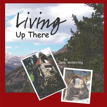 Living Up There by Jane Wodening audiobook