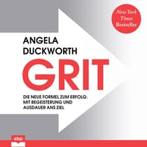 GRIT. by Angela Duckworth audiobook