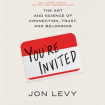 You're Invited by Jon Levy audiobook
