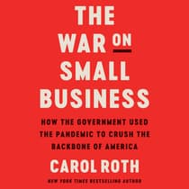 The War on Small Business by Carol Roth audiobook