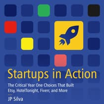 Startups in Action by JP Silva audiobook