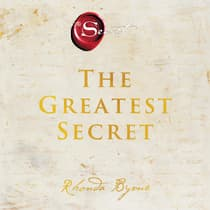 The Greatest Secret by Rhonda Byrne audiobook