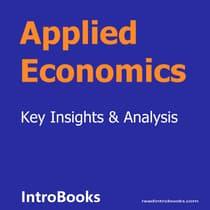 Applied Economics by Introbooks Team audiobook