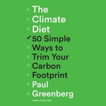 The Climate Diet by Paul Greenberg audiobook