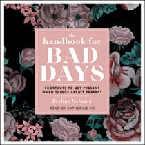 The Handbook for Bad Days by Eveline Helmink audiobook