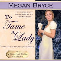 To Tame a Lady by Megan Bryce audiobook