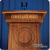 Famous Last Words by Evangelist Nathan Morris audiobook