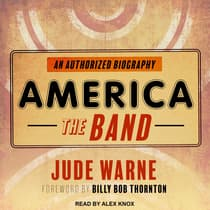 America, the Band by Jude Warne audiobook