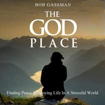 The God Place by Bob Gassman audiobook