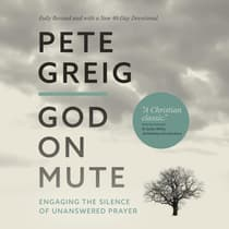 God on Mute by Pete Greig audiobook