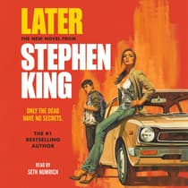 Later by Stephen King audiobook