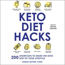 Keto Diet Hacks by Lindsay Boyers audiobook