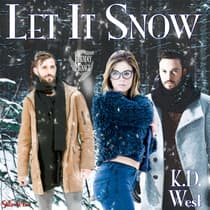 Let It Snow by K.D. West audiobook