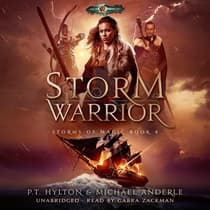 Storm Warrior by Michael Anderle audiobook