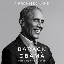 A Promised Land by Barack Obama audiobook