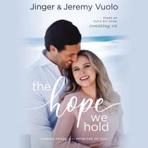 The Hope We Hold by Jinger Vuolo audiobook