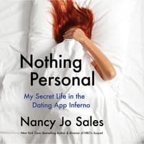 Nothing Personal by Nancy Jo Sales audiobook