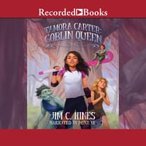 Tamora Carter by Jim C. Hines audiobook