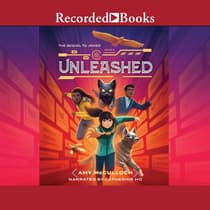 Unleashed by Amy McCulloch audiobook
