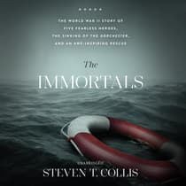 The Immortals by Steven T. Collis audiobook