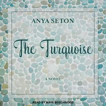 The Turquoise by Anya Seton audiobook