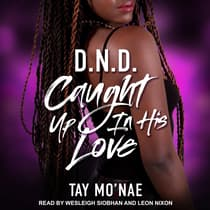 DND by Tay Mo'nae audiobook