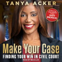 Make Your Case by Tanya Acker audiobook