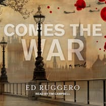 Comes the War by Ed Ruggero audiobook