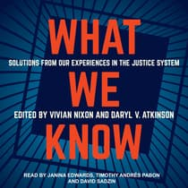 What We Know by Vivian Nixon audiobook