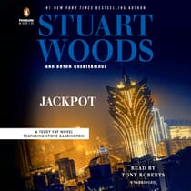 Jackpot by Stuart Woods audiobook