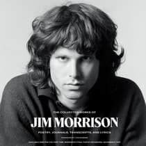 The Collected Works of Jim Morrison by Jim Morrison audiobook