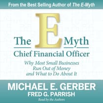 The E-Myth Chief Financial Officer by Michael E. Gerber audiobook